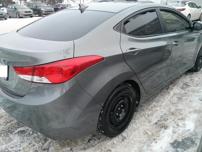 Hyundai Elantra GLS + Extended Warranty & Roadside