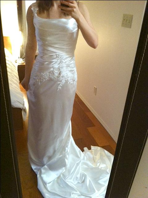 Evanston wedding dress victoria city victoria mobile for Used wedding dresses victoria bc