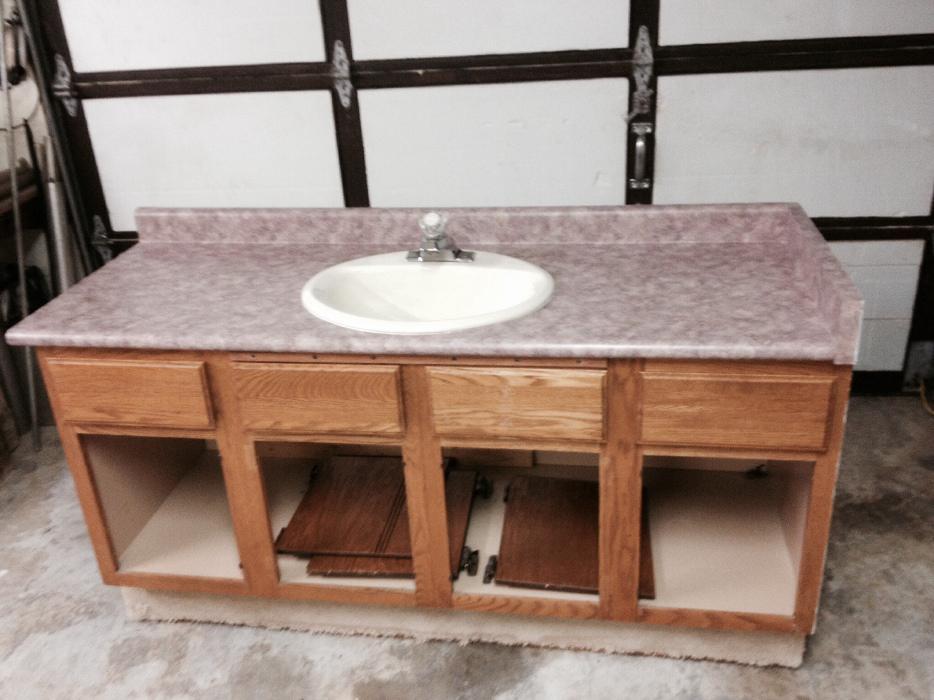 Innovative Double Sink Vanityquot In Cabinets Countertops In Ontario