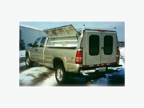 Commercial Truck Cap