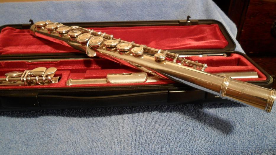 Yamaha Ad Flute