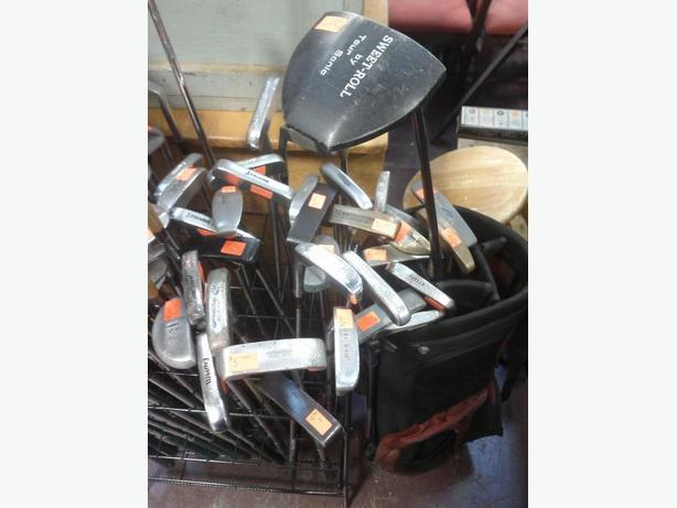 Various Putters