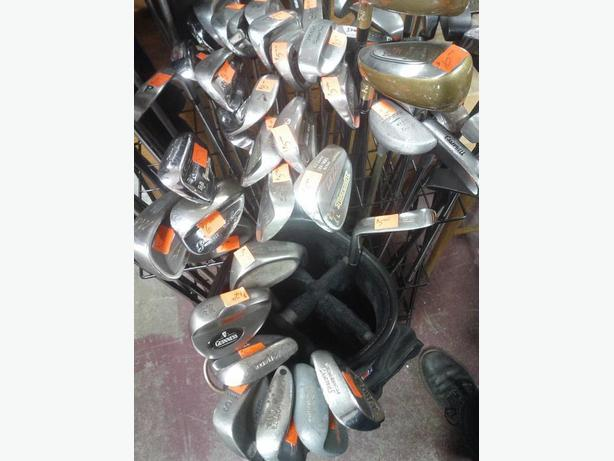 Various Wedges