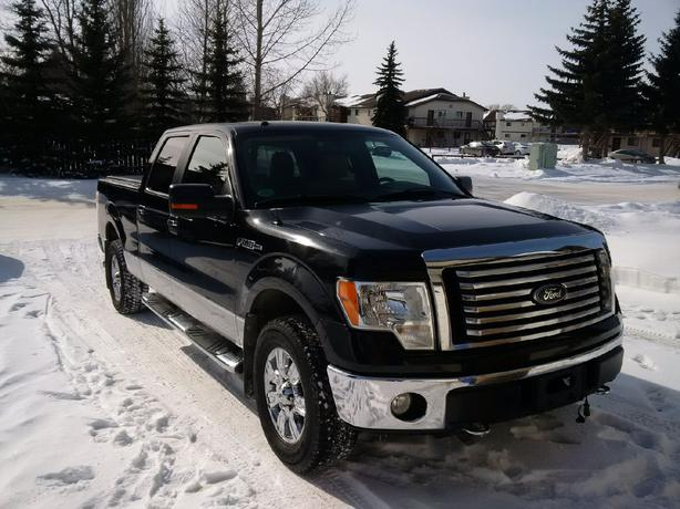 2010 ford f150 supercrew xtr east regina regina. Black Bedroom Furniture Sets. Home Design Ideas