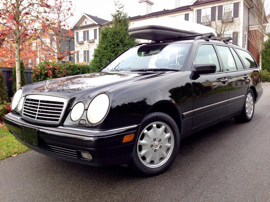 1999 mercedes benz e320 outside victoria victoria for Mercedes benz bay ridge