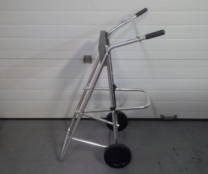 Garelick outboard motor cart up to 30hp north saanich for Garelick outboard motor stand