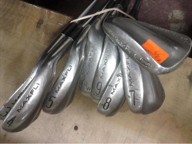 Maxfli Dunlop Irons