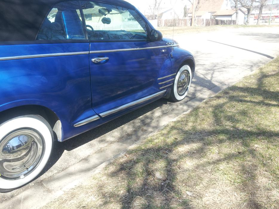 2005 pt cruiser turbo convertible moose jaw regina mobile. Black Bedroom Furniture Sets. Home Design Ideas