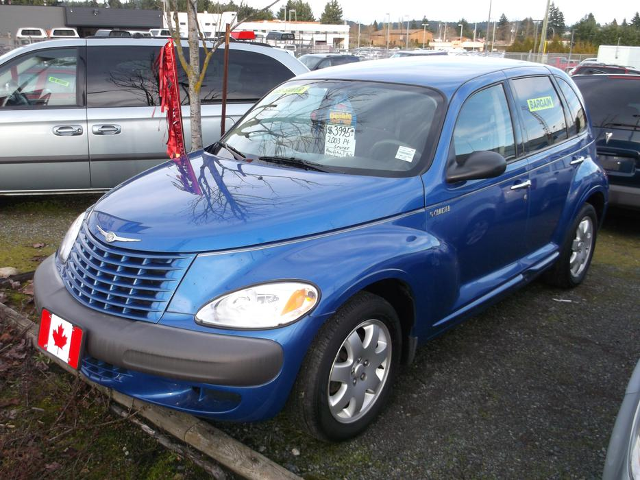 2003 chrysler pt cruiser power loaded new clutch. Black Bedroom Furniture Sets. Home Design Ideas
