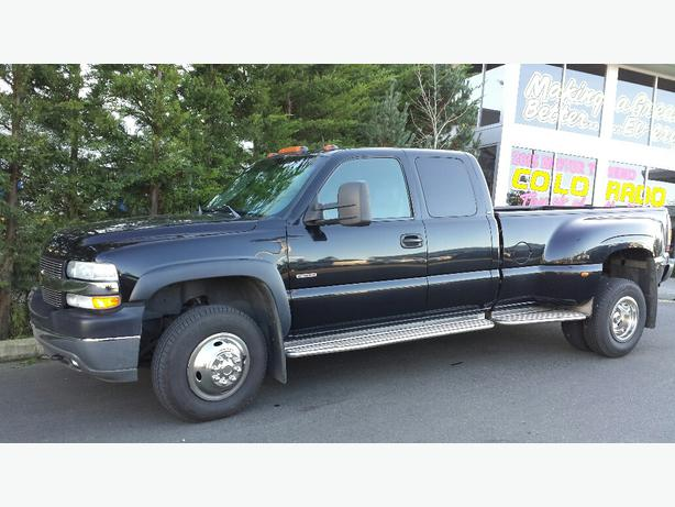 Used 2002 Chevrolet 3500 Dually For Sale In Parksville