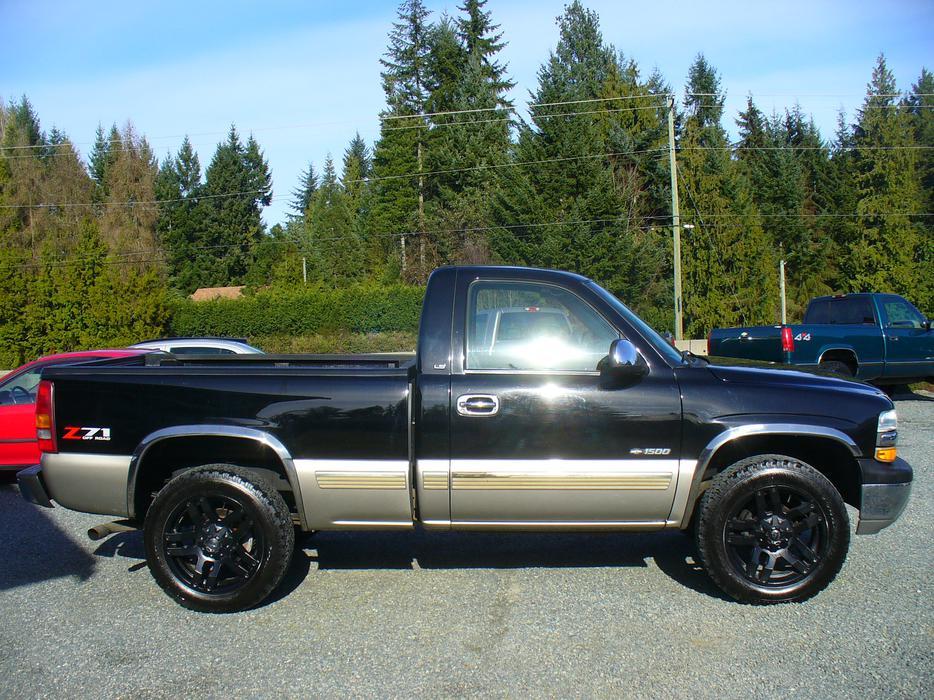 2001 Chevrolet 1500 4x4 Z71 Off Road Short Box 20 Quot Alloy