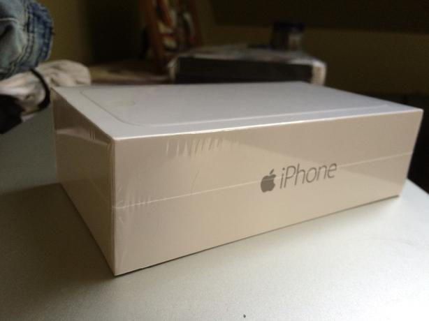 iphone 6 sealed box 16gb black victoria city victoria