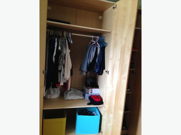 Ikea pax wardrobe burnaby incl new westminster - Ikea mobile pax ...