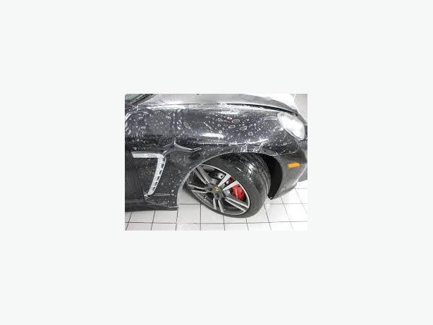 Audi Ottawa XPEL Ultimate Paint Protection Clear Bra film Derand Motorsports