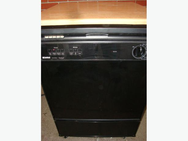 Table Top Dishwasher York : Kenmore portable dishwasher in working condition and with warranty.$ ...