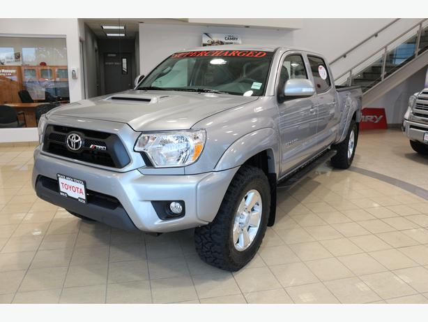 2015 toyota tacoma trd supercharged border x edition stk 5t1125 outside victoria victoria. Black Bedroom Furniture Sets. Home Design Ideas