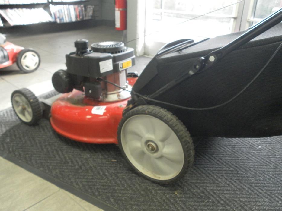 yard machine mower bag
