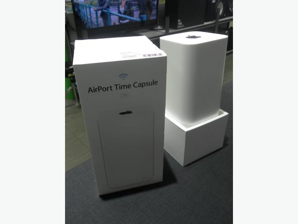 apple 2tb airport time capsule moneymaxx central nanaimo nanaimo. Black Bedroom Furniture Sets. Home Design Ideas