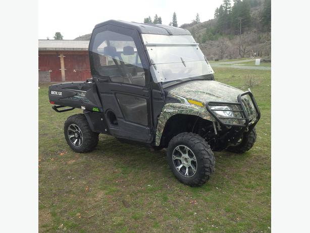 Arctic Cat Prowler Hdx Cab Enclosure