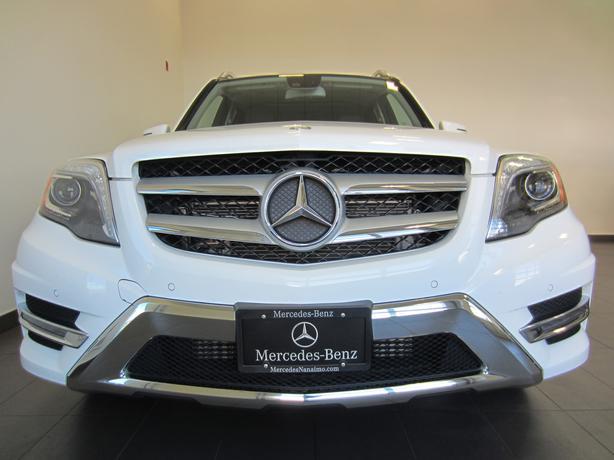 2014 mercedes benz glk250 bluetec central nanaimo nanaimo for Mercedes benz nanaimo