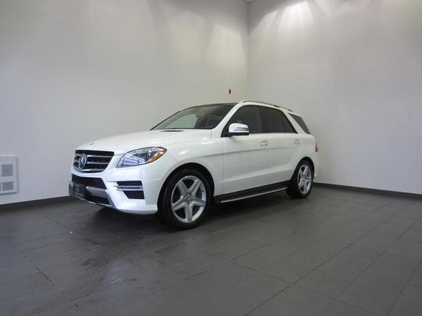2013 mercedes benz ml350 bluetec 4matic central nanaimo. Black Bedroom Furniture Sets. Home Design Ideas