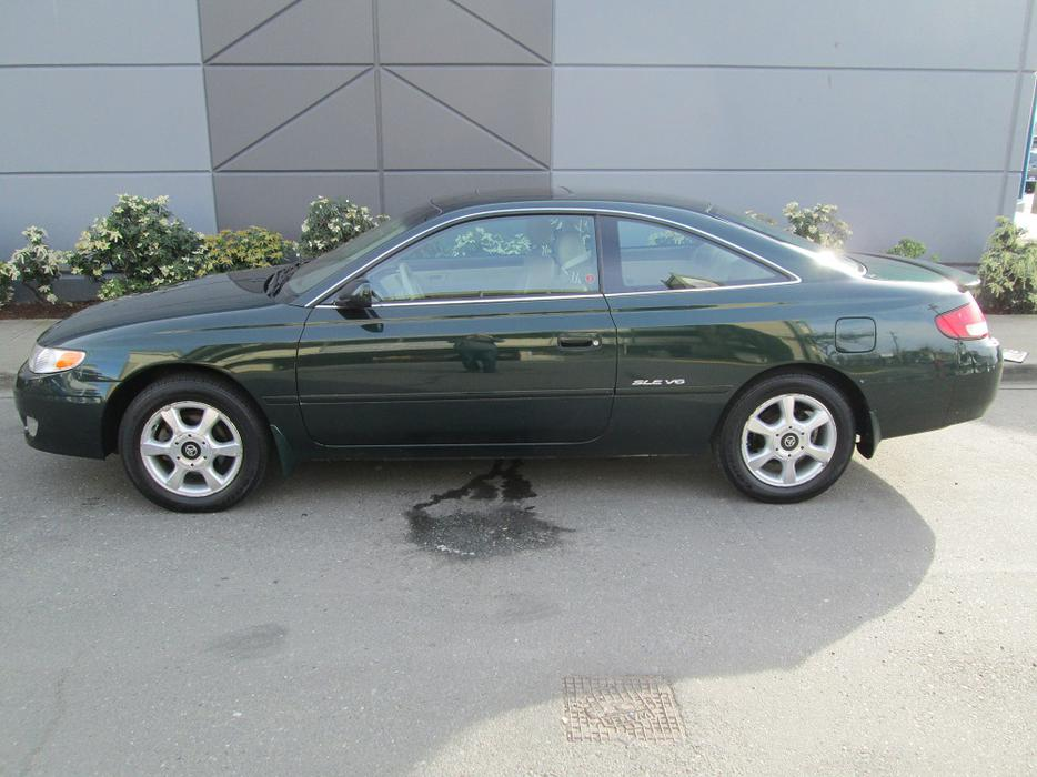 1999 toyota camry solara local vehicle no accidents for 1999 toyota camry window motor