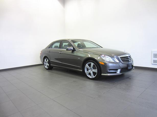 2012 mercedes benz e300 4matic sedan central nanaimo nanaimo for Mercedes benz nanaimo