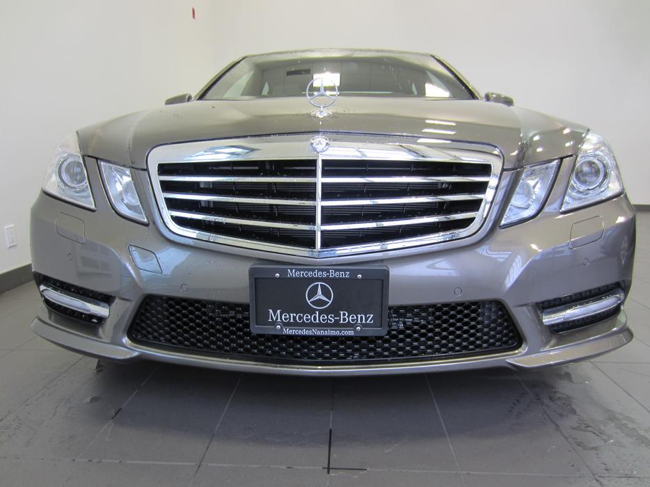 2012 mercedes benz e300 4matic sedan central nanaimo nanaimo for Mercedes benz e300 4matic