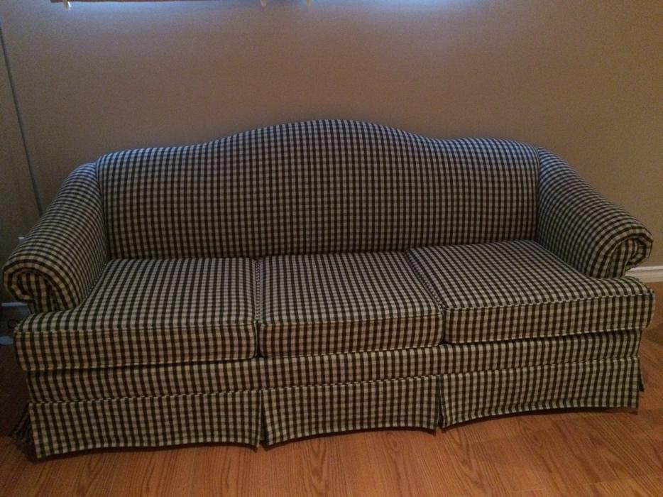 Sofa bed from sears aylmer sector quebec ottawa for Sectional sofas from sears