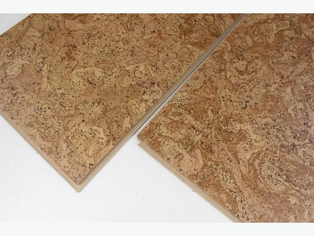 Kitchen flooring uniclic cork free shipping for Uniclic flooring