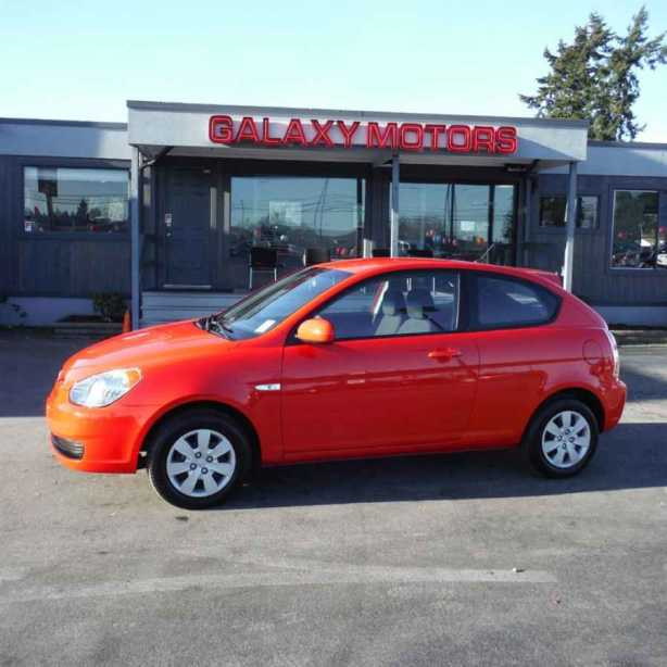 2010 Hyundai Accent West Shore Langford Colwood Metchosin Highlands Victoria