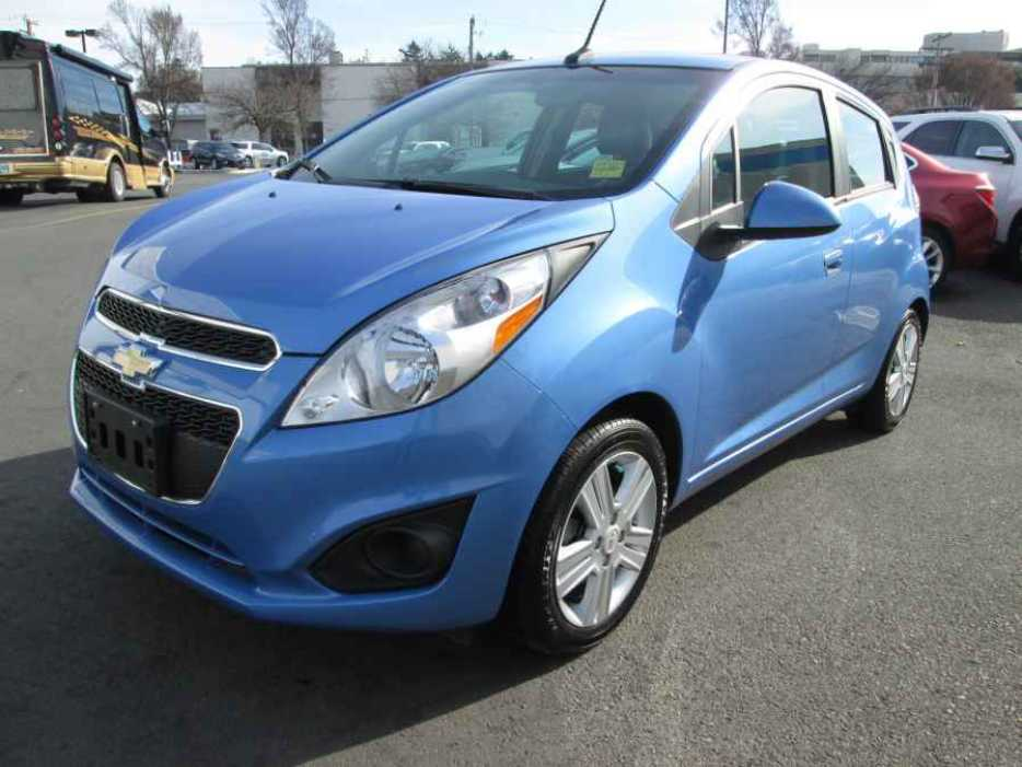 2013 Chevrolet Spark Outside Nanaimo Parksville Qualicum