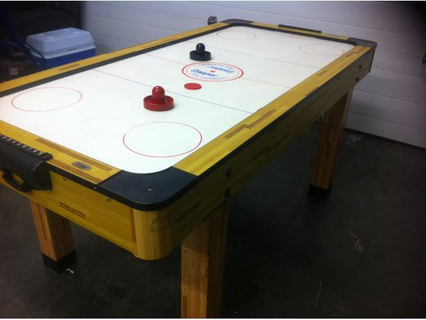 Awesome Cooper Air Hockey Table
