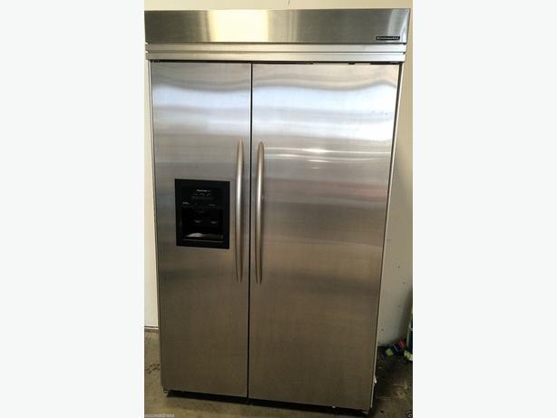 Kitchenaid Refrigerator Superba contemporary 48 kitchenaid refrigerator full image for side and