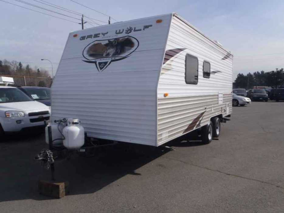 2010 Forest River Grey Wolf T20RB Travel Trailer Outside  : 45454359934 from www.usedokanagan.com size 934 x 701 jpeg 36kB