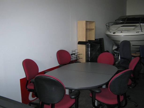 Boardroom Meeting Table