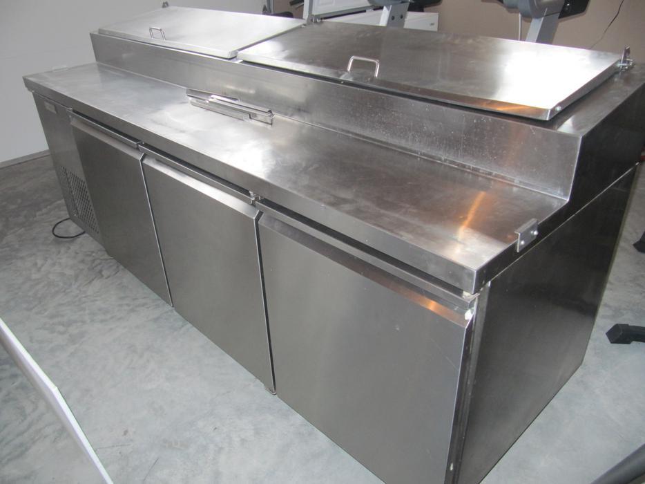 Stainless steel prep table shawnigan lake cowichan mobile