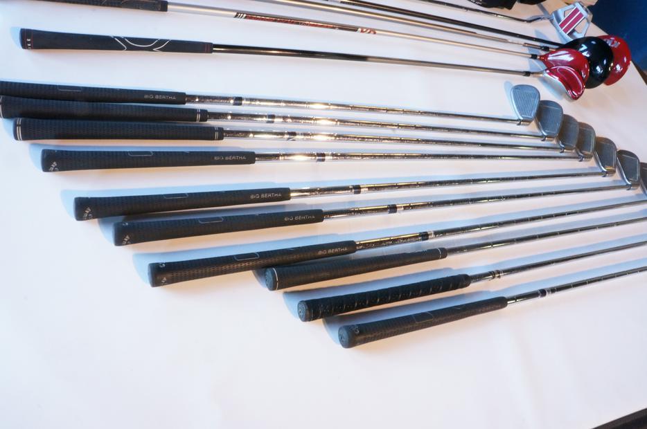Callaway Left Hand Golf Club Set With Bag I 47389 Victoria City Victoria