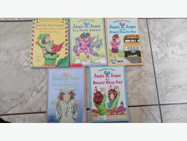 Junie B. Jones Books by Barbara Park