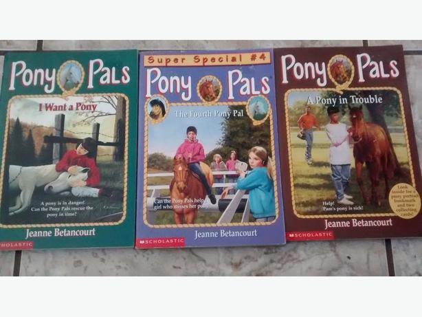 Pony Pals by Jeanne Betancourt