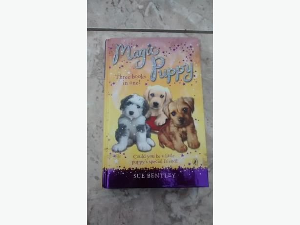 3 Books In 1 - Magic Puppy by Sue Bentley