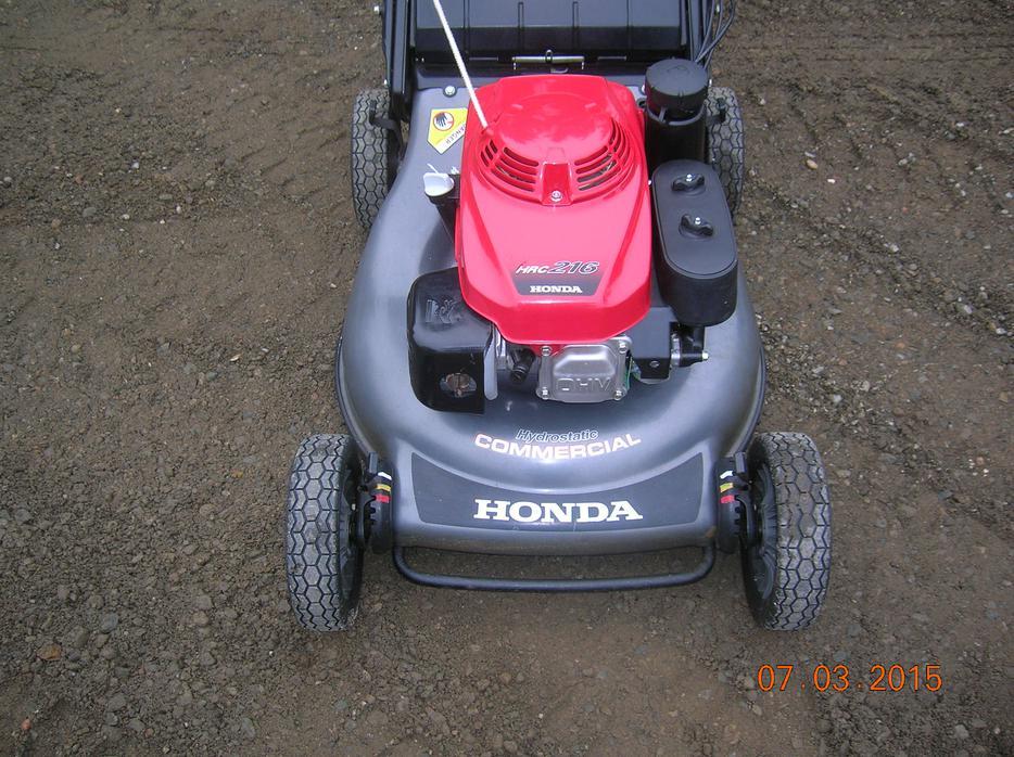 Honda Lawn Mower Parksville Nanaimo