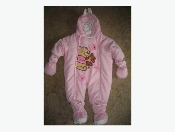 Disney Snowsuit  0-3M