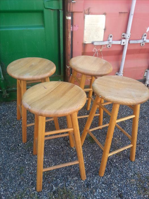 Set Of 4 Wooden Bar Stools Central Nanaimo Nanaimo MOBILE : 45482084934 from www.usednanaimo.com size 525 x 700 jpeg 73kB