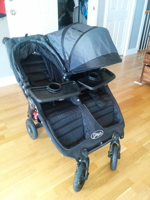 Baby Jogger City Mini Select Gt Double Euc West Shore