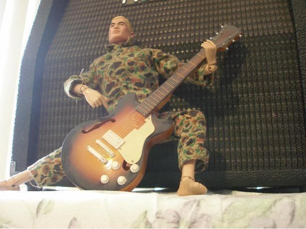 "Original Series 12"" G.I. Joe Action Figure"