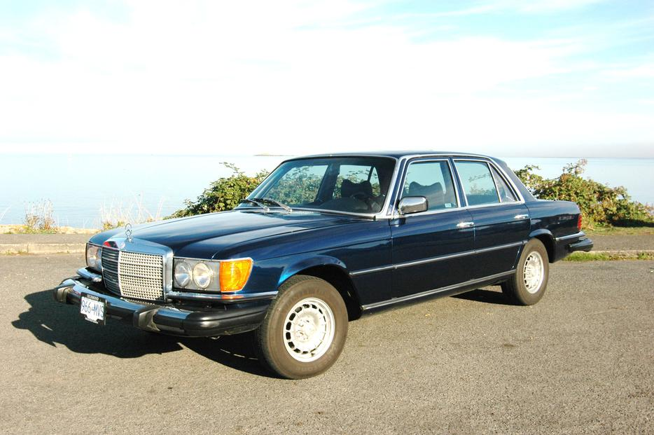 1976 mercedes benz 450 sel oak bay victoria mobile for Mercedes benz bay ridge