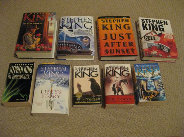 stephen king book report