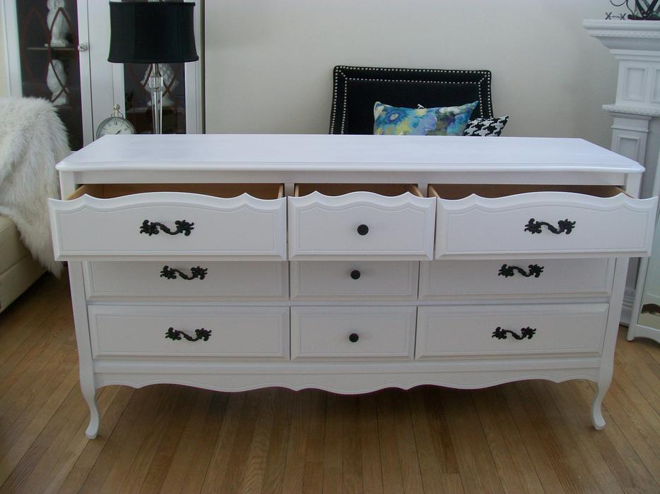 Gorgeous White French Provincial Bedroom Set Rideau Township Gatineau