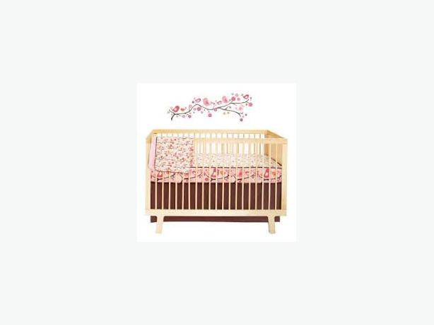 Crib for sale halifax - Gently Used Baby Girl Skip Hop Bedding For Sale Retails